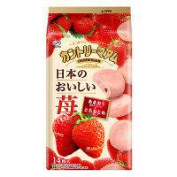 不二家 カントリーマアム (日本のおいしい苺) 1袋