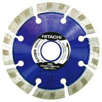 日立工機 ダイヤモンドカッター 125mm×22 (Mr.レーザー) 8X 00329065 (直送品)