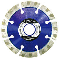 日立工機 ダイヤモンドカッター 180mm×25.4 (Mr.レーザー) 8X 00329067 (直送品)