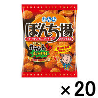 【アウトレット】ぼんち ぼんち揚 カラムーチョホットチリ味 1箱(60g×20袋)