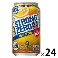 -196℃ ストロングゼロ 柚子ダブル