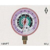 文化貿易工業 BBK 高圧連成計 423-CAPD 1セット(3個) (直送品)