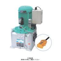 大阪ジャッキ製作所 パワージャッキ用油圧ポンプ GH1/2S-F 1台 (直送品)