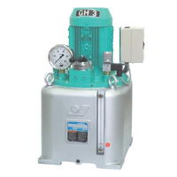 大阪ジャッキ製作所 パワージャッキ用油圧ポンプ GH3-DS 1個(直送品)