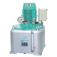 大阪ジャッキ製作所 パワージャッキ用油圧ポンプ GH5-DS 1個(直送品)