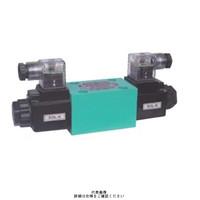 大阪ジャッキ製作所 電磁超高圧切換弁 KSV3G-6S-F1 1台(直送品)
