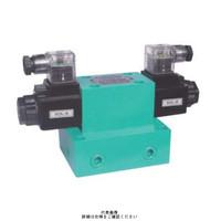 大阪ジャッキ製作所 電磁超高圧切換弁 KSV3T-6-E2 1台(直送品)