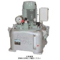 大阪ジャッキ製作所 パワージャッキ用油圧ポンプ VZ5-SS 1台 (直送品)