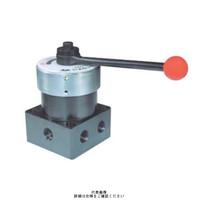 大阪ジャッキ製作所 パワージャッキ用手動操作切換弁 ODV-19A-B 1台(直送品)