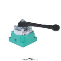 大阪ジャッキ製作所 パワージャッキ用手動操作切換弁 ODV-6G-T 1台(直送品)