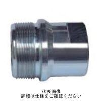 大阪ジャッキ製作所 パワージャッキ用カップラ B-12H 1個(直送品)
