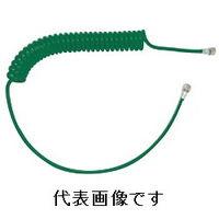 近畿製作所 スクリューエアーホーススプリング付 KS-07SP 1本(6m)(直送品)