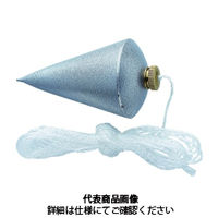 新潟精機 下振 100g PLB-100 1セット(10個) (直送品)