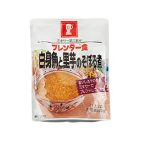 ニュートリー ブレンダー食 白身魚と里芋のそぼろ煮 1箱(40袋入)(取寄品)
