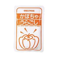 ホリカフーズ オクノス 素材食シリーズ かぼちゃうらごし 100g 1箱(40袋入)(取寄品)