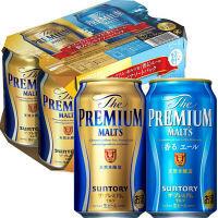 ザ・プレミアム・モルツ 2種飲み比べ6缶
