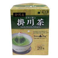 国太楼 テトラバッグ 掛川茶(20袋入)