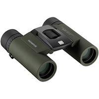 オリンパス 双眼鏡 8×25 WP II (フォレストグリーン) 8x25WPII GRN 1台  (直送品)