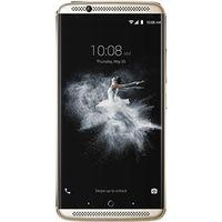 ZTE アンドロイドスマートフォン AXON 7 イオンゴールド AXON7/IonGold 1台  (直送品)
