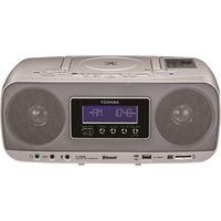 東芝 Bluetooth対応SD/USB/CDラジオ (ホワイト) TY-CWX85(W) 1個  (直送品)