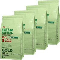 ONE LAC(ワンラック) ドッグフード ナチュラルNEWゴールド 3kg 1ケース(4個) 森乳サンワールド