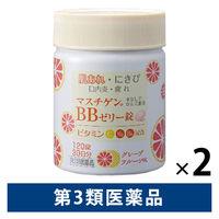 【第3類医薬品】マスチゲンBBゼリー錠 120錠×2個 日本臓器製薬