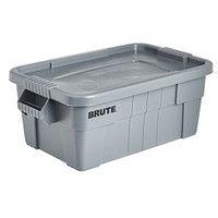 ラバーメイド ブルートトートボックス 53.0L グレー RMFG9S3000GRH 1個 (直送品)