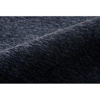 イケヒコ ラグ 洗える 無地カラー 選べる7色 『モデルノ』 ブルー 約185×185cm 4599129 1枚 (直送品)