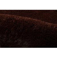 イケヒコ ラグ 2畳タイプ 『フィリップ』 ブラウン 約185×185cm ホットカーペット対応 4609569 1枚 (直送品)