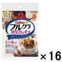 カルビー フルグラ糖質25%オフ 16袋