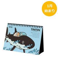 卓上カレンダーB6 タンタン1冊(直送)