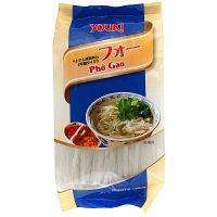 """""""ユウキ食品 フォー(ベトナムビーフン/平麺)200g 111560 3袋"""""""