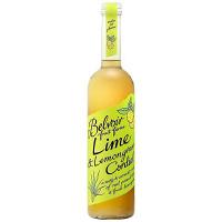 ユウキ食品 コーディアルライム&レモングラス500ml 1セット(6本入) ハーブ飲料