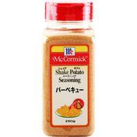 ユウキ食品 MC マコーミック 業務用 ポテトシーズニング バーベキュー260g 1セット(2個入)
