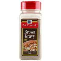 業務用 ブラウングレイビーミックス240g 1セット(2個入) マコーミック ユウキ食品 グレイビーソースの素