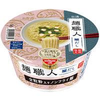 日清食品 日清麺職人 鯛だし 24522 3食