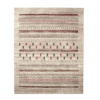 <LOHACO> イケヒコ トルコ製 ウィルトン織り カーペット 『マリア RUG』 ベージュ 約80×140cm 1枚 (直送品)画像
