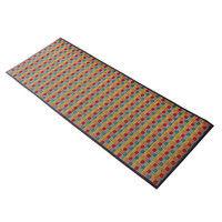 イケヒコ キッチンマット マルチ 『ドロップ』 約60×270cm (裏面:滑りにくい加工) 1枚 (直送品)
