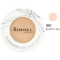 RIMMEL(リンメル) イルミナイザー 001(ピュアベージュ)