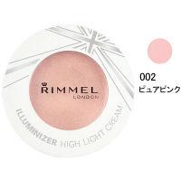 RIMMEL(リンメル) イルミナイザー 002(ピュアピンク)