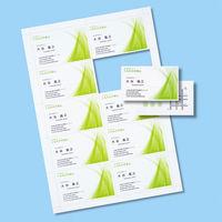サンワサプライ インクジェット名刺カード・超特厚 JP-MC12N 1冊 (直送品)