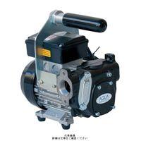 アクアシステム(AQUA SYSTEM) ハンディ電動オイルポンプ (ドラム缶・灯油軽油用・オートストップガン付) EVPD-56ATN 1台(直送品)