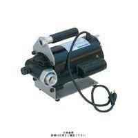 アクアシステム(AQUA SYSTEM) 流量計付き電動ハンディポンプ (ドラム缶・オイル用・流量計付)大容量 K33EVD-100H 1台 (直送品)