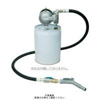 アクアシステム(AQUA SYSTEM) エアダイヤフラムポンプ ペール缶用(オイル用) DF4P-15G 1台 (直送品)