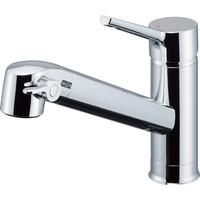LIXIL ワンホール浄水器内蔵キッチン水栓 RJF-871Y (直送品)