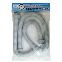Wシンク用ネジ式排水ホース VPH-40WAN 十川産業 (直送品)