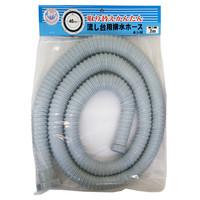 流し台ネジ式排水ホース VPH-40WN2 十川産業 (直送品)