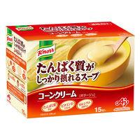 味の素 たんぱく質がしっかり摂れるスープコーンクリーム15袋 1個
