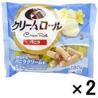 クリームロール バニラ 2袋