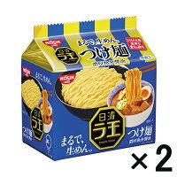 日清ラ王 つけ麺 濃厚魚介醤油 2パック